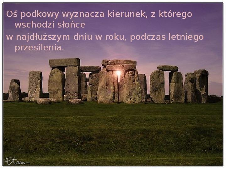Tajemnica  Stonehenge - Slajd 17