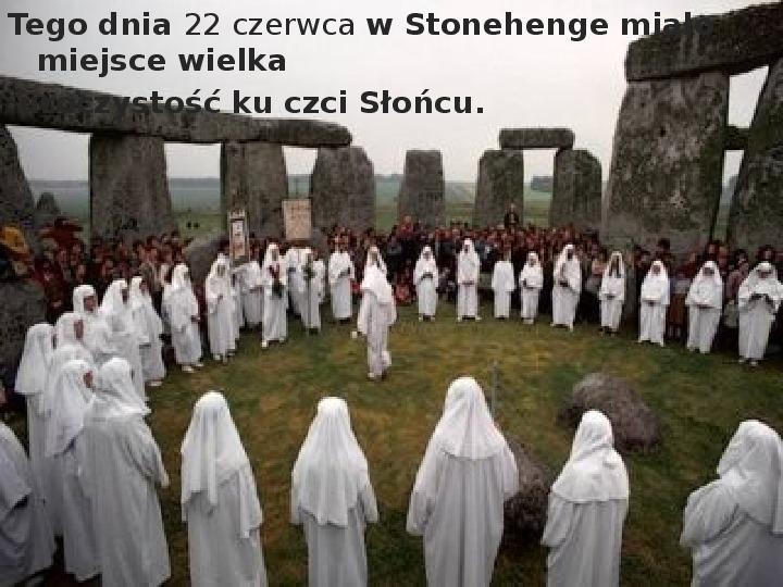 Tajemnica  Stonehenge - Slajd 18