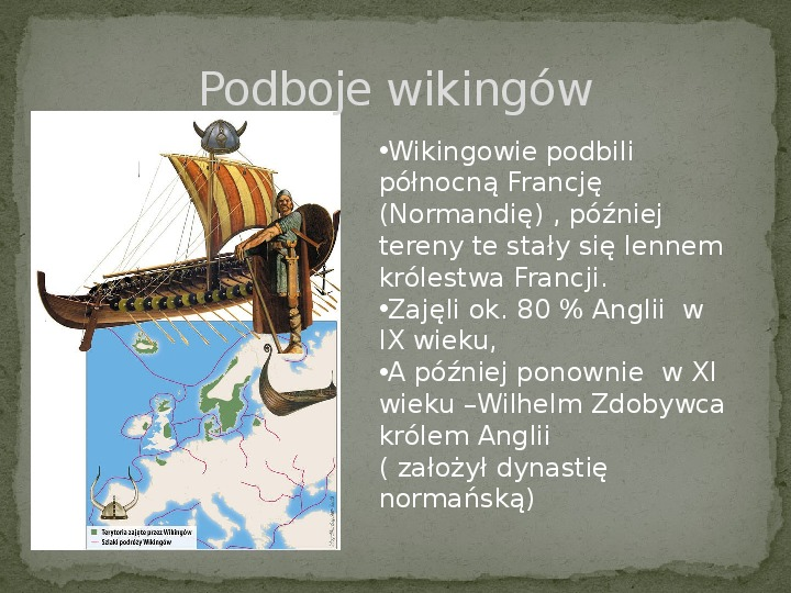 Wikingowie - Slajd 4