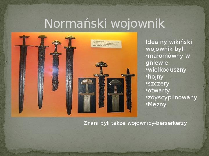 Wikingowie - Slajd 6