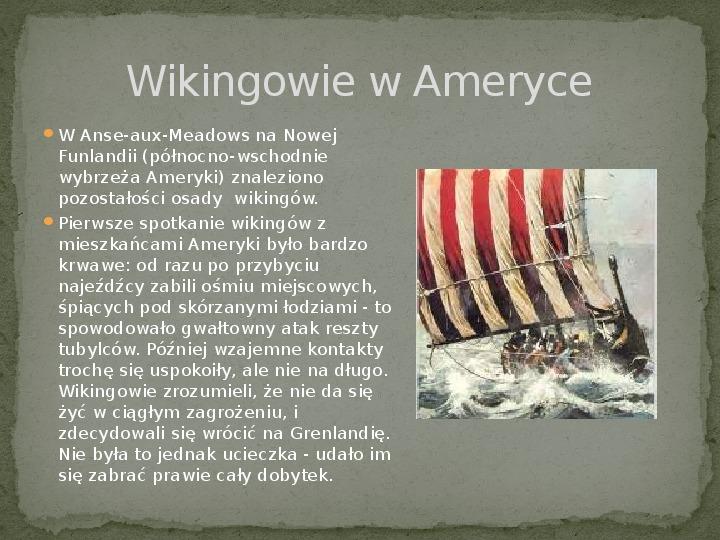 Wikingowie - Slajd 17