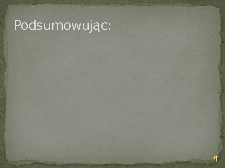 Od rysunków naskalnych do alfabetu - Slajd 15