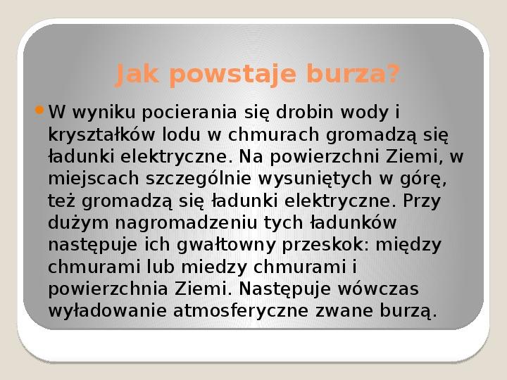 Burza - Slajd 1