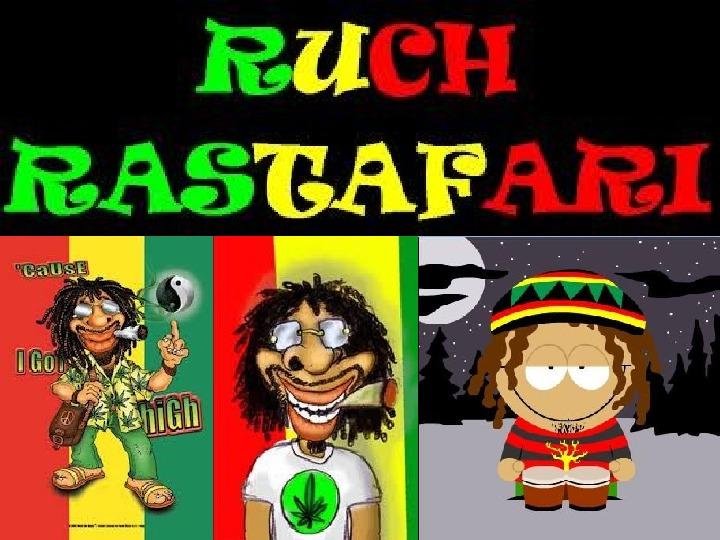 Rastafari - Slajd 1