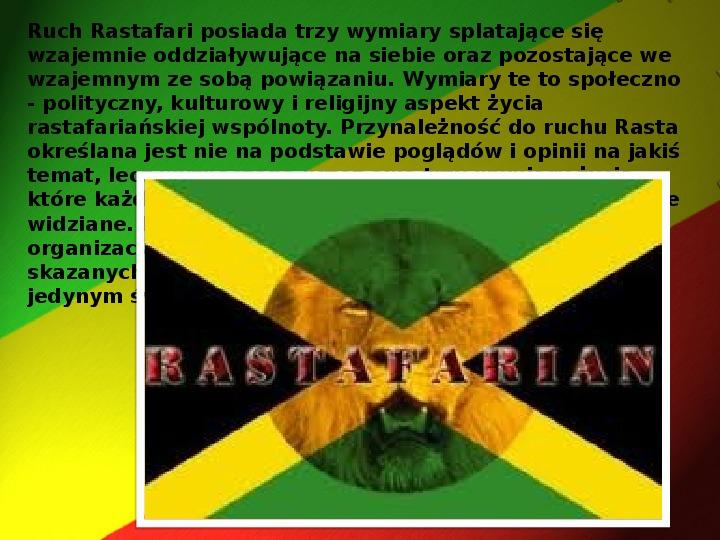 Rastafari - Slajd 2