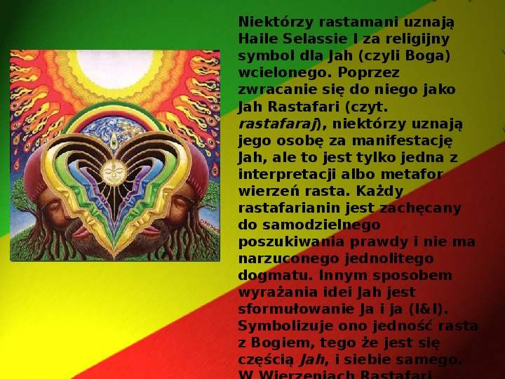 Rastafari - Slajd 4