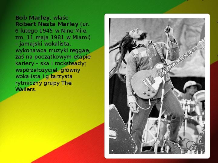 Rastafari - Slajd 23