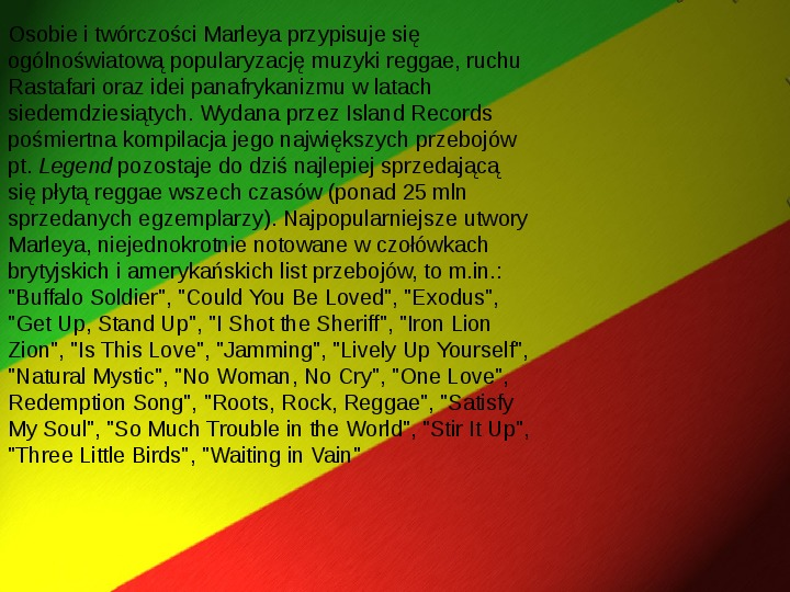 Rastafari - Slajd 24