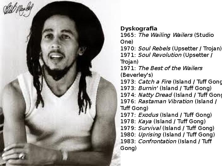 Rastafari - Slajd 27