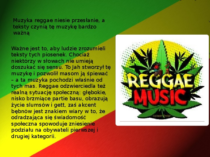 Rastafari - Slajd 28