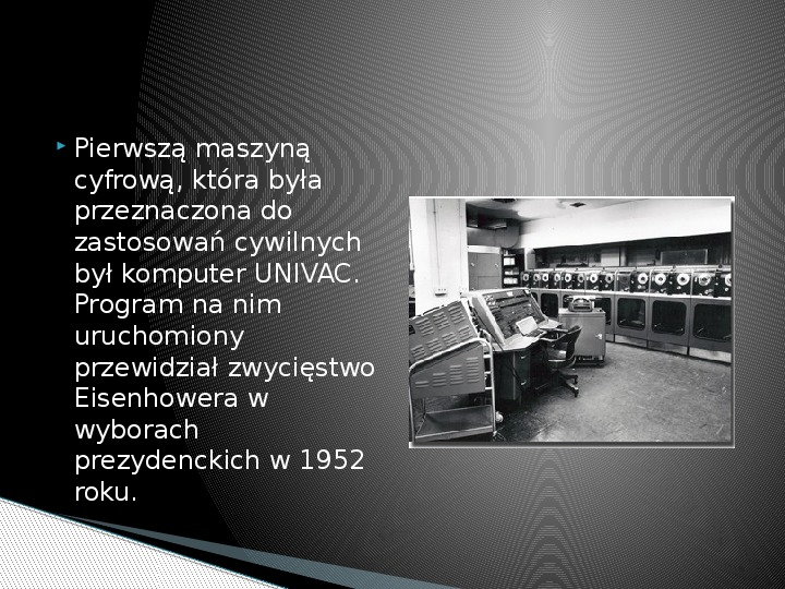 Historia informatyki - Slajd 7