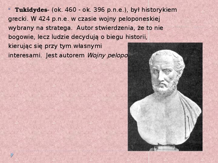 Literatura i teatr w starozytnej Grecji - Slajd 5