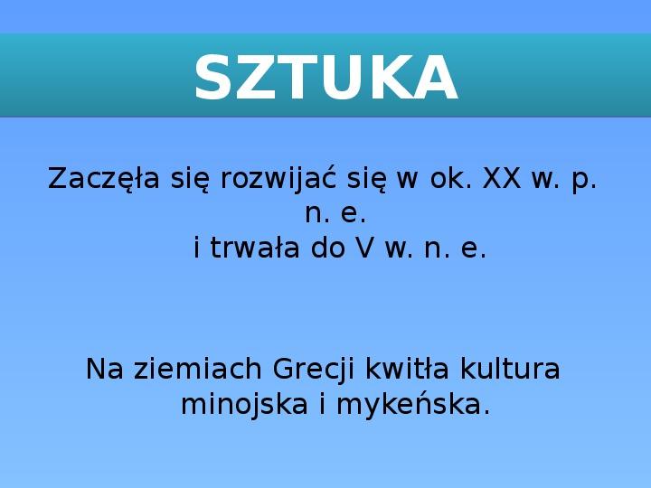 Kultura Grecji - Slajd 2
