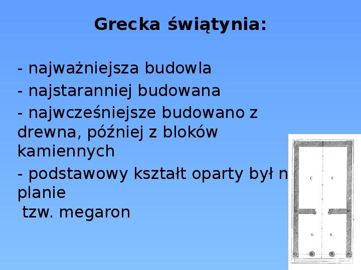 Kultura Grecji - Slajd 8