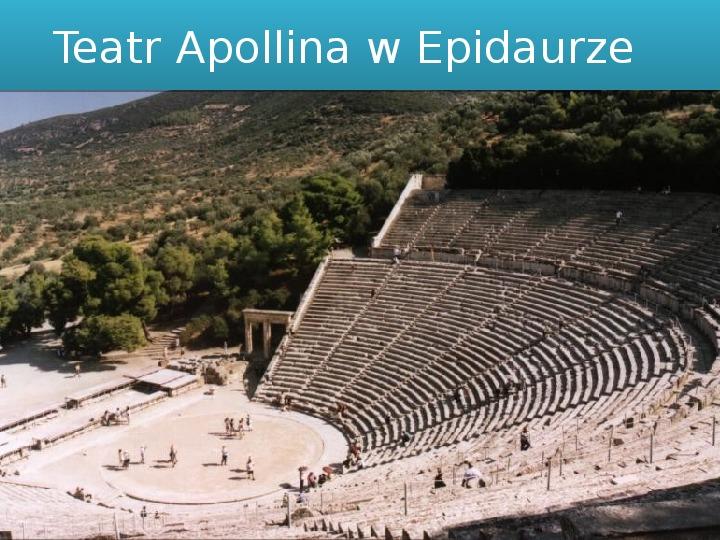 Kultura Grecji - Slajd 11
