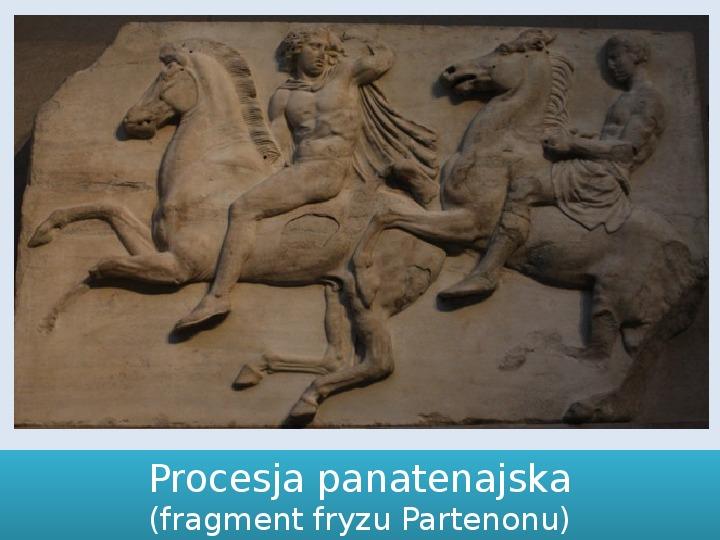 Kultura Grecji - Slajd 18