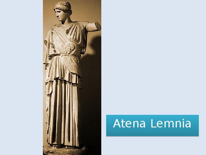 Kultura Grecji - Slajd 19