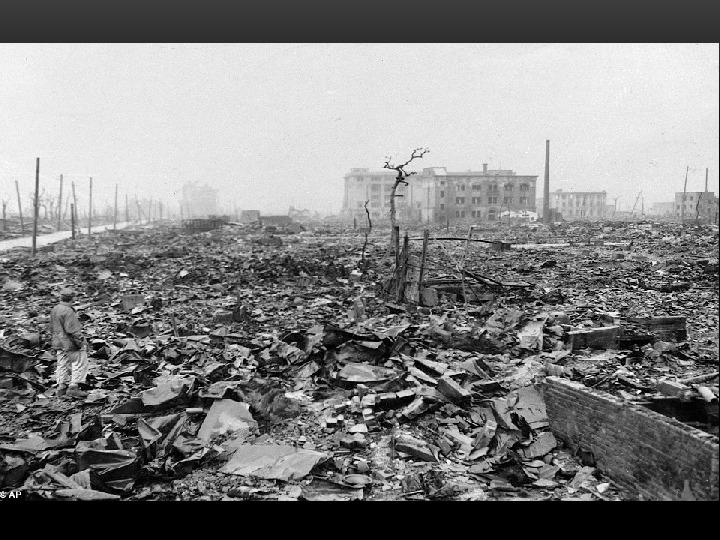 Broń jądrowa - Slajd 21
