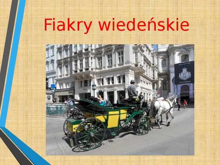 Wiedeń - Slajd 11