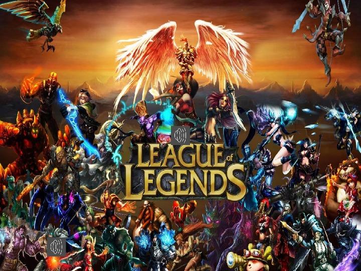 League of Legends - Slajd 1