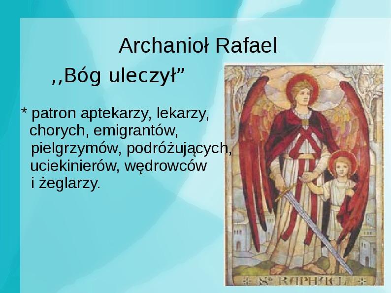 Achanioły i anioły - Slajd 19