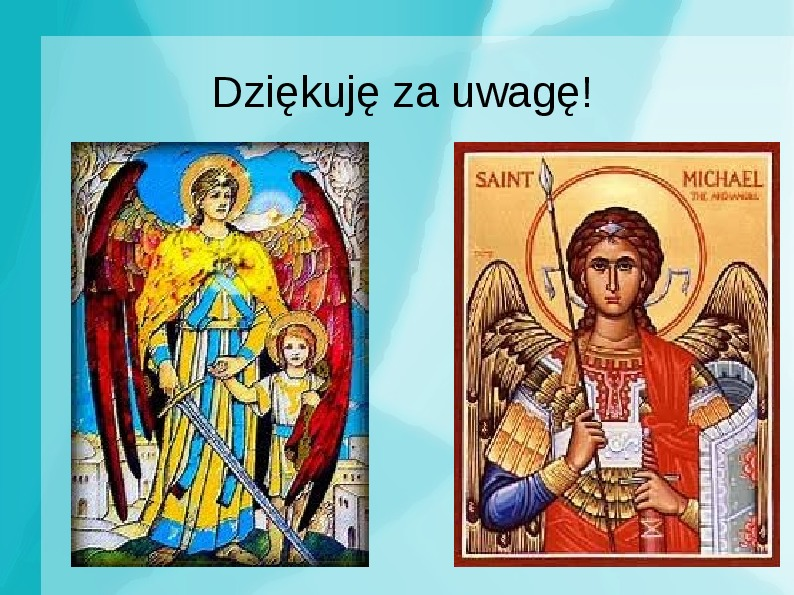 Achanioły i anioły - Slajd 21