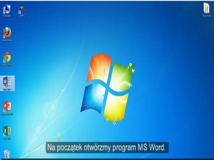 Prezentacja multimedialna na podstawie konspektu - Slajd 1