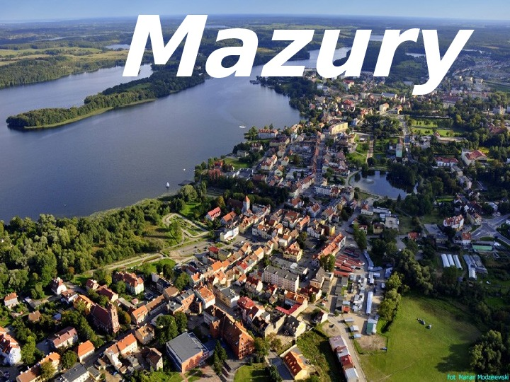 Mazury - Slajd 1