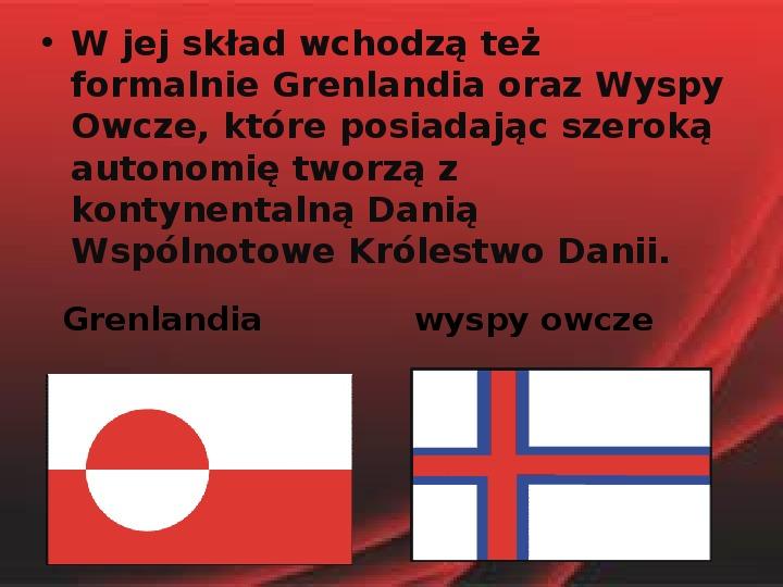 Dania - Slajd 3