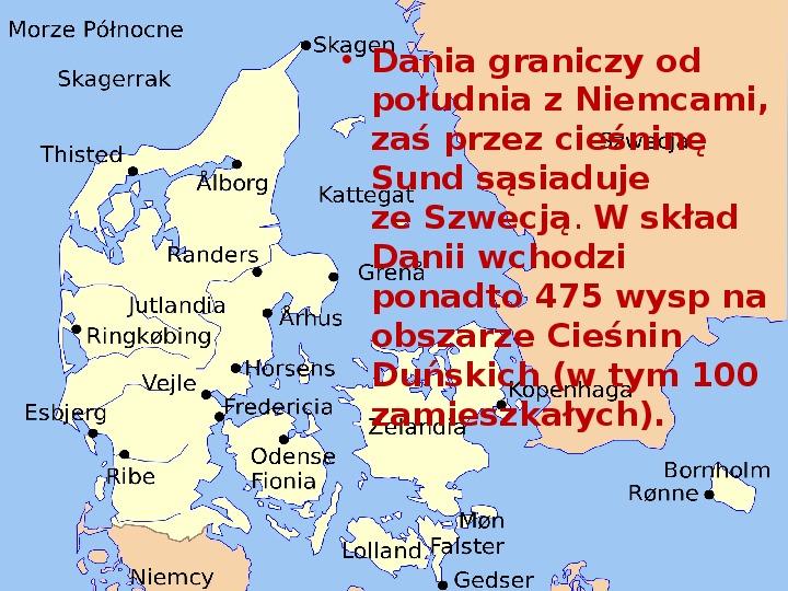 Dania - Slajd 5