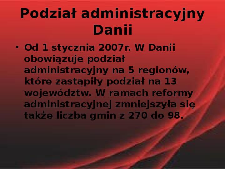 Dania - Slajd 7