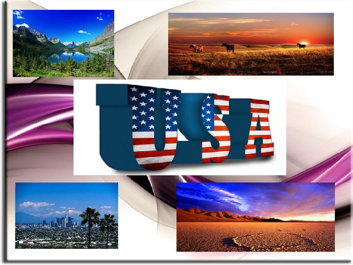 Stany zjednoczone (USA) - Slajd 1