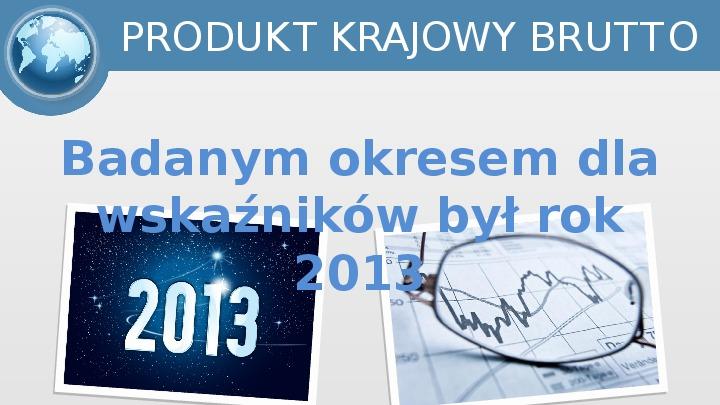Mierniki makroekonomiczne - Slajd 2