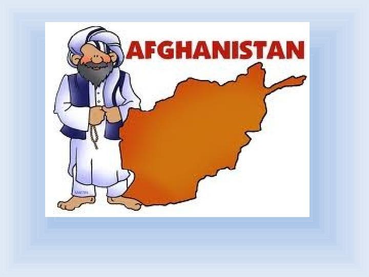 Konflikt w Afganistanie - Slajd 5