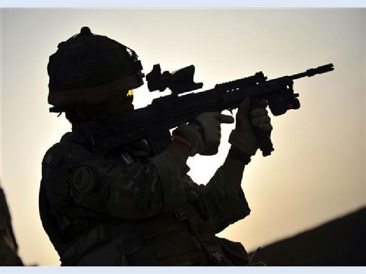 Konflikt w Afganistanie - Slajd 9