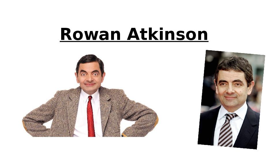 Rowan Atkinson - Slajd 1