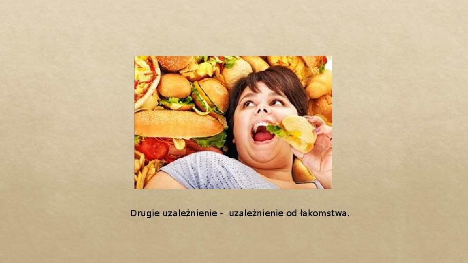 Współczesne uzależnienia - Slajd 3