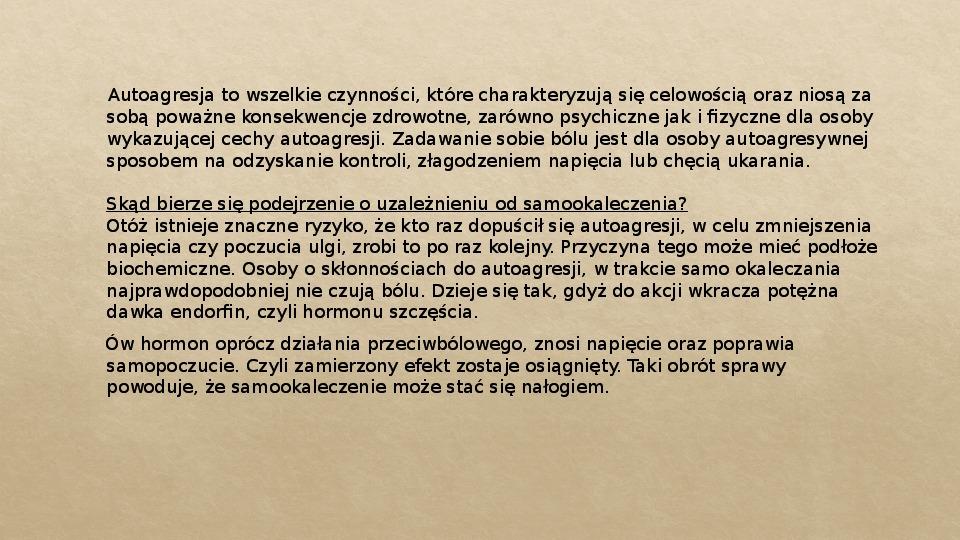 Współczesne uzależnienia - Slajd 17