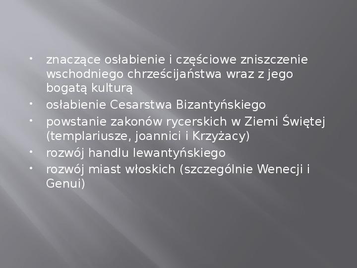 Średniowiecze - Slajd 22