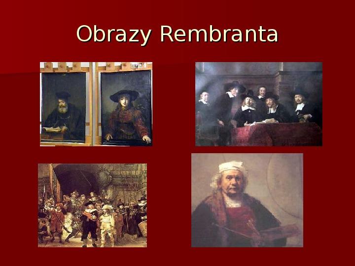 Sztuka barokowa w Polsce i Europie - Slajd 9