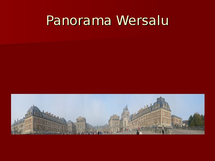 Sztuka barokowa w Polsce i Europie - Slajd 33
