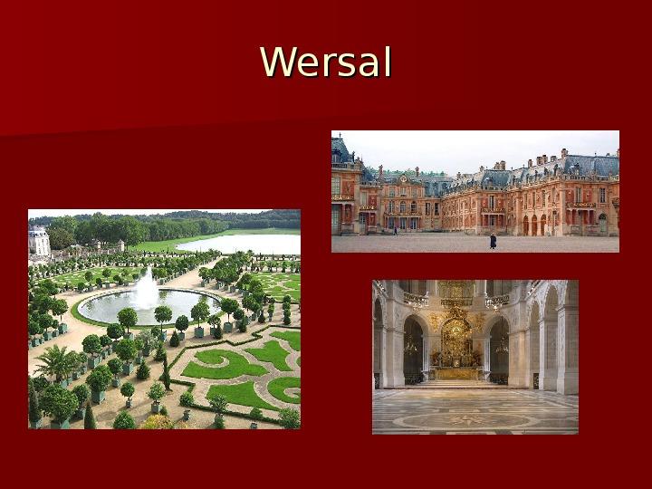 Sztuka barokowa w Polsce i Europie - Slajd 34