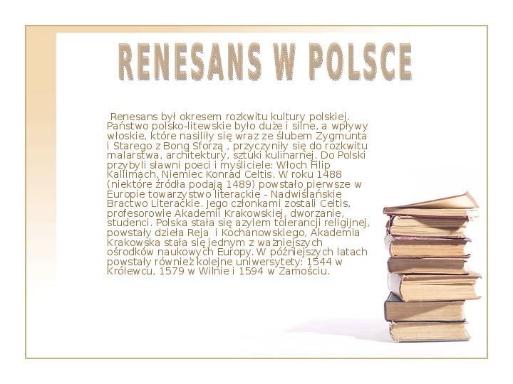 Renesans - Slajd 7