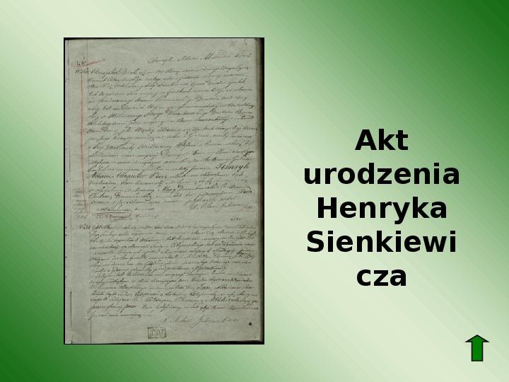 Polscy nobliści w dziedzinie literatury - Slajd 5