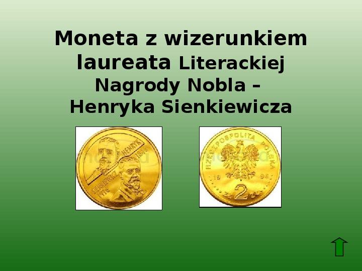 Polscy nobliści w dziedzinie literatury - Slajd 7