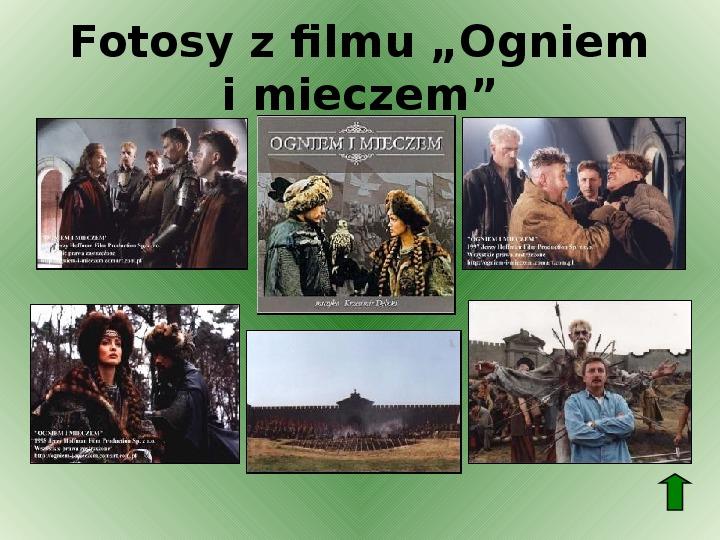 Polscy nobliści w dziedzinie literatury - Slajd 21