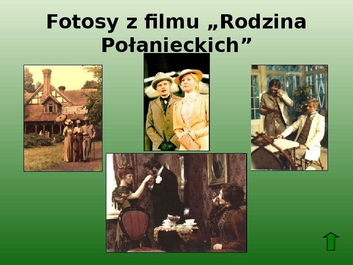 Polscy nobliści w dziedzinie literatury - Slajd 27