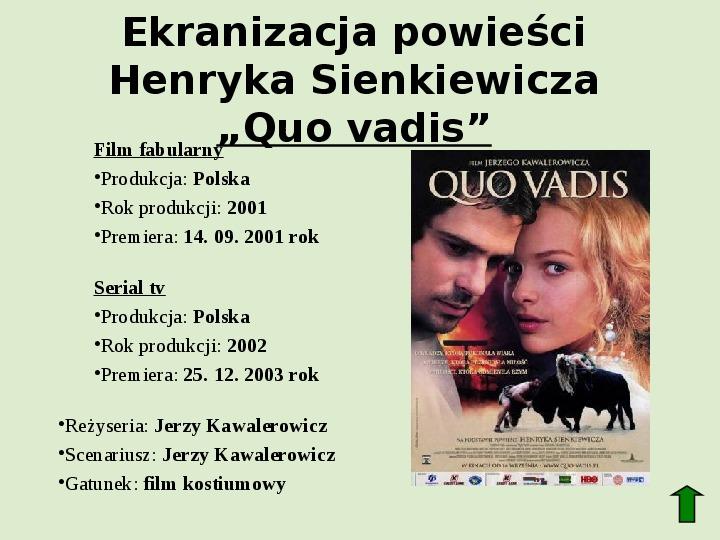 Polscy nobliści w dziedzinie literatury - Slajd 28