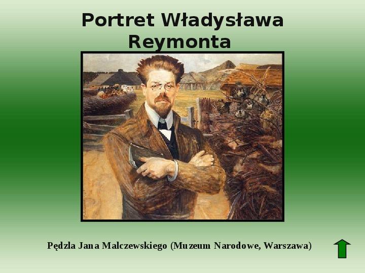 Polscy nobliści w dziedzinie literatury - Slajd 37