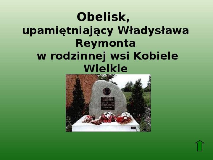 Polscy nobliści w dziedzinie literatury - Slajd 38